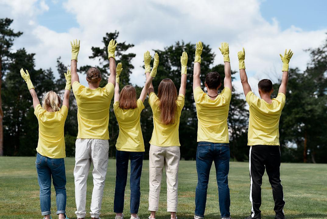 Volunteering Page Image